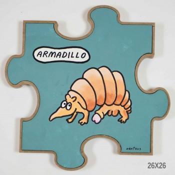 Ortifus - Armadillo - 2020