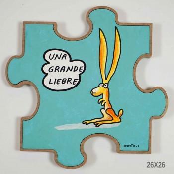 Ortifus - Una Grande Liebre...